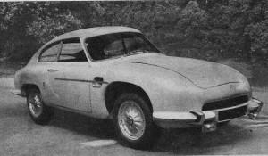1955 Coach avec freins a disques