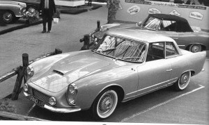 1961-cabriolet Le Mans Grand luxe
