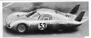 1967-CD Peugeot au Mans