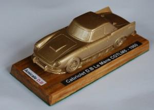D.B Cabriolet Le Mans CGTLM5- 1960
