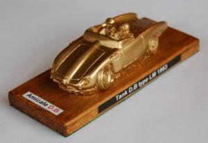 D.B Tank Le Mans 1953