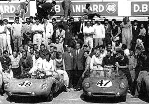 1960-1-L'équipe D-B après l'arrivée - Copie
