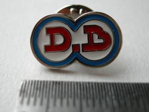 Pins Logo D.B