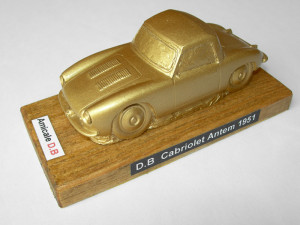 DB Cabriolet Antem 1954